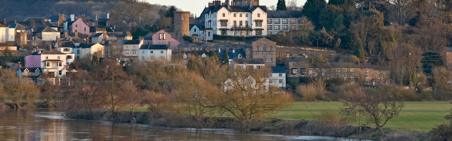 Ross on Wye – Herefordshire – United Kingdom